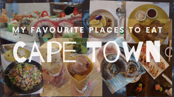 Best Places to eat in CapeTown